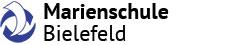 Marienschule der Ursulinen – Bielefeld Logo